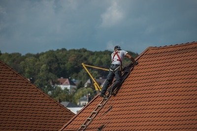 checking a roof